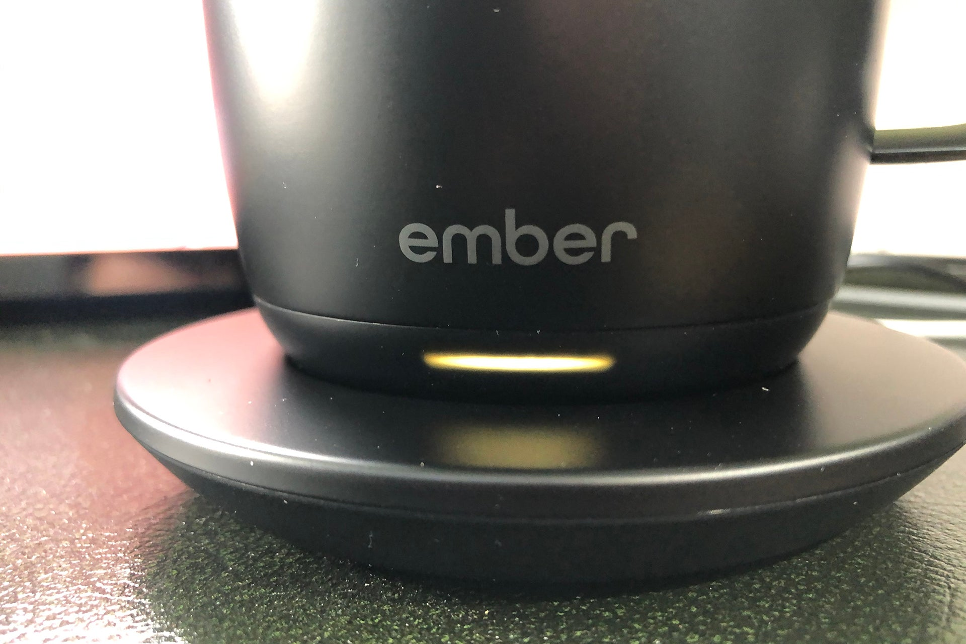 Ember mug LED