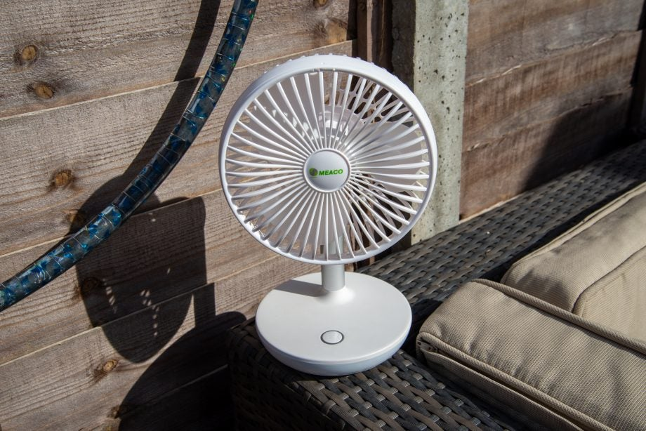 MeacoFan 260C Cordless Air Circulator hero