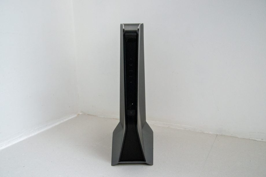 Netgear Nighthawk AX8 WiFi 6 Mesh Extender (EAX80) front
