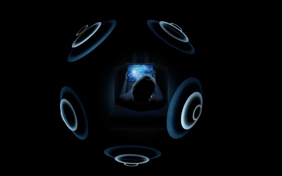 Spatial Audio Apple