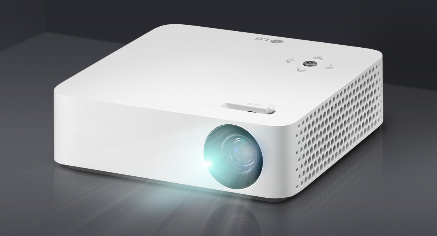 New 100-inch LG CineBeam projector lowers entry level, but don't expect 4K | Trusted Reviews
