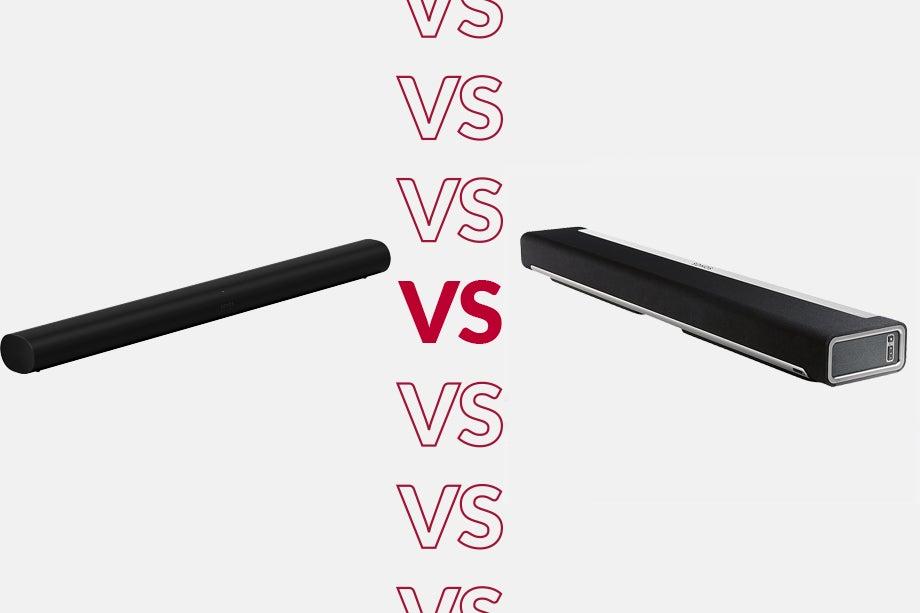 Sonos Arc vs Playbar