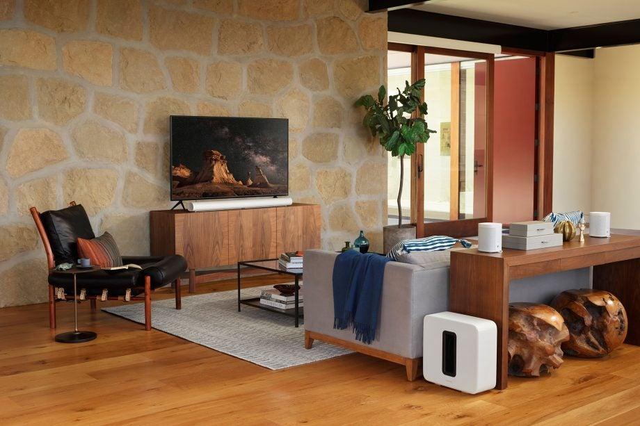 Sonos Surround Sound