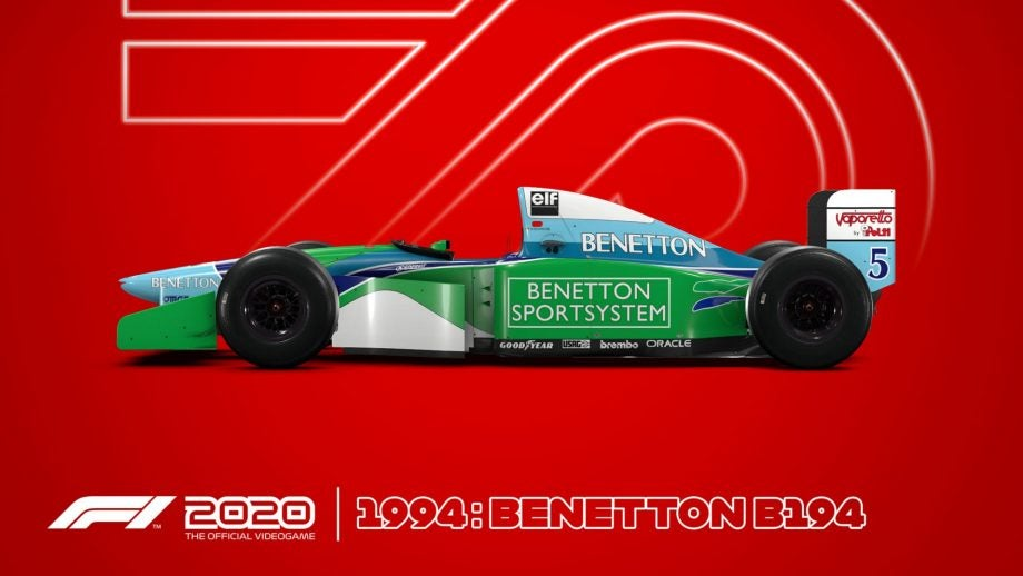 Schumacher Benetton