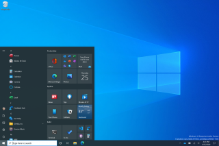 New Windows 10 Star Menu