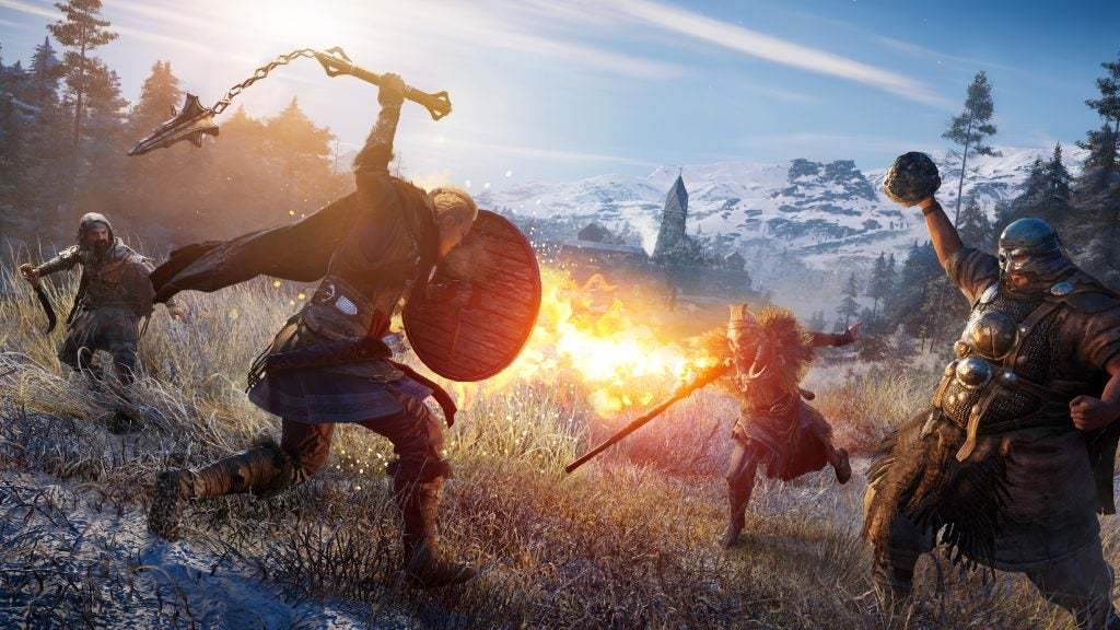 Assassin S Creed Valhalla System Requirements High And Low Pc Specs