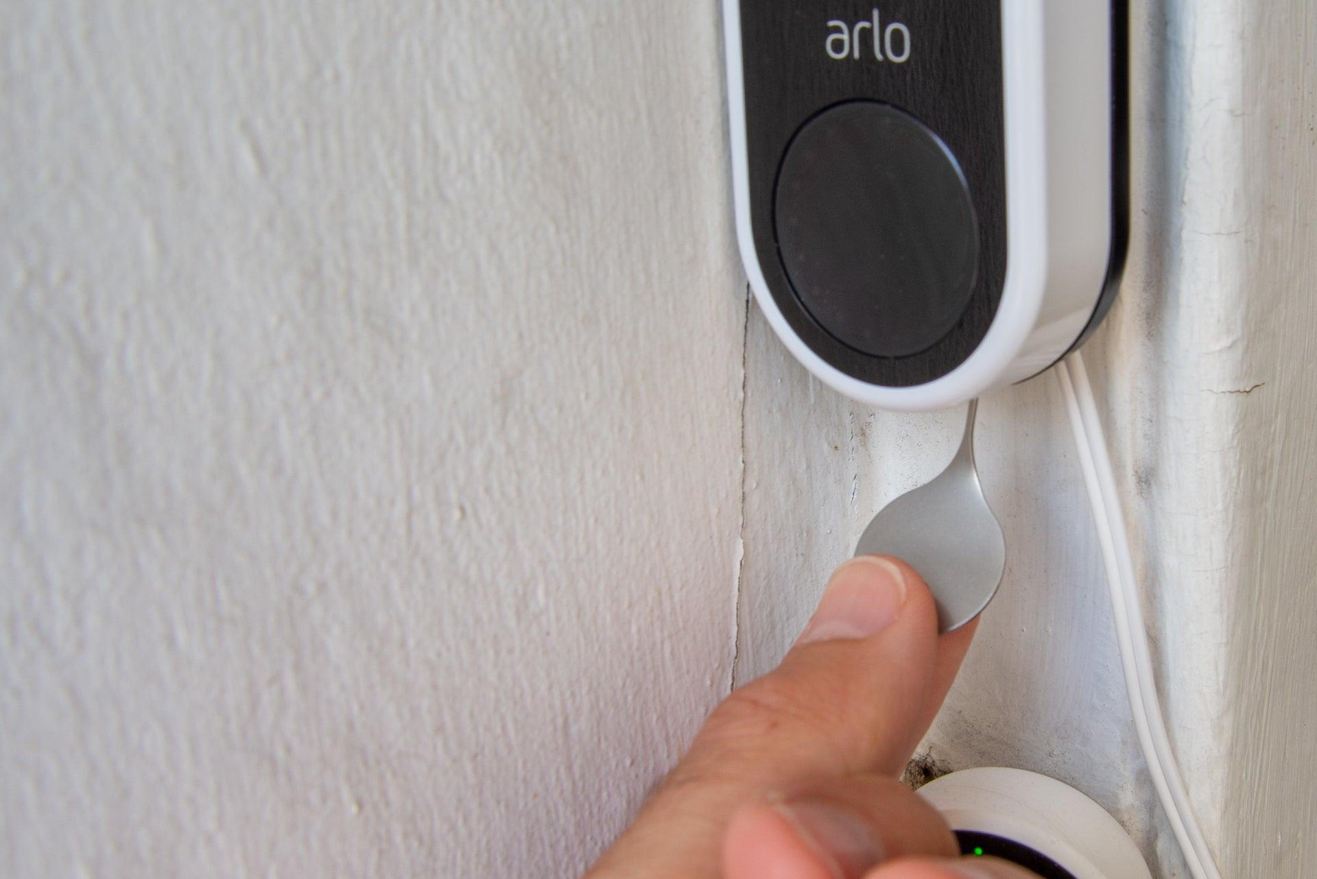 Arlo Video Doorbell release tool