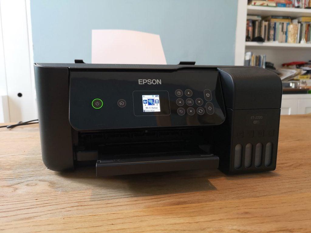 Best printer overall - Epson EcoTank ET-2720