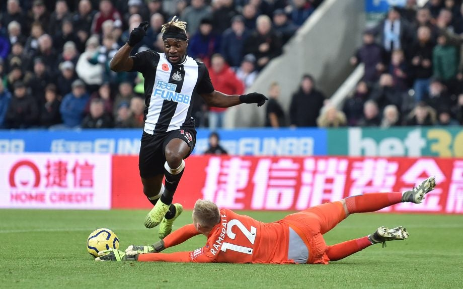 Brighton vs Newcastle how to watch guide - image via Getty Images