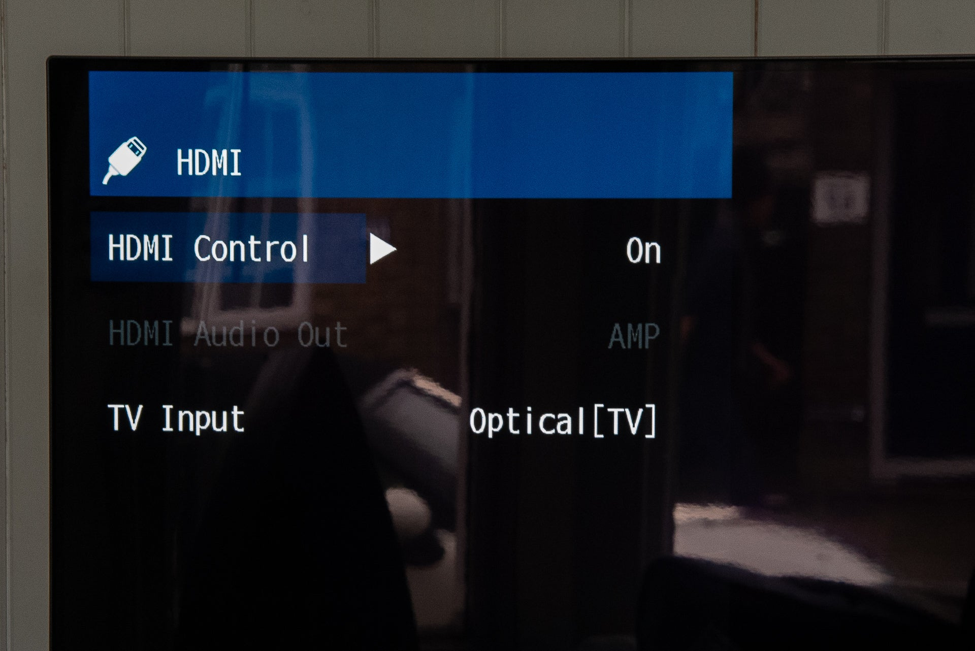 HDMI-CEC enable