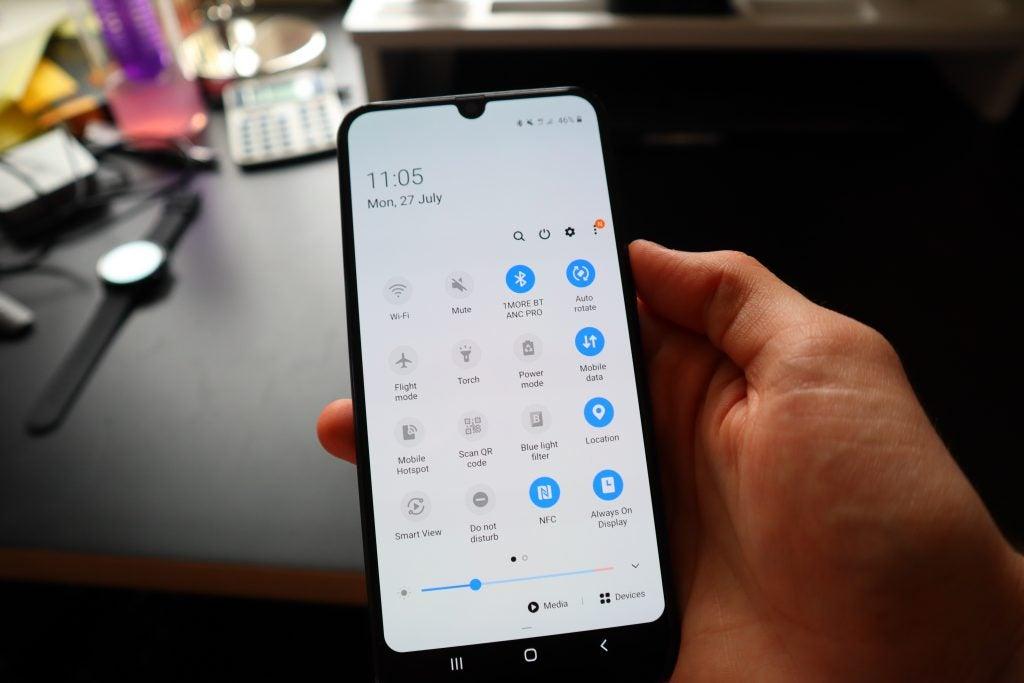 Samsung Galaxy M31 –4