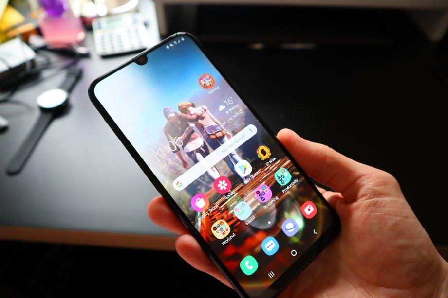 Samsung Galaxy M31 –1