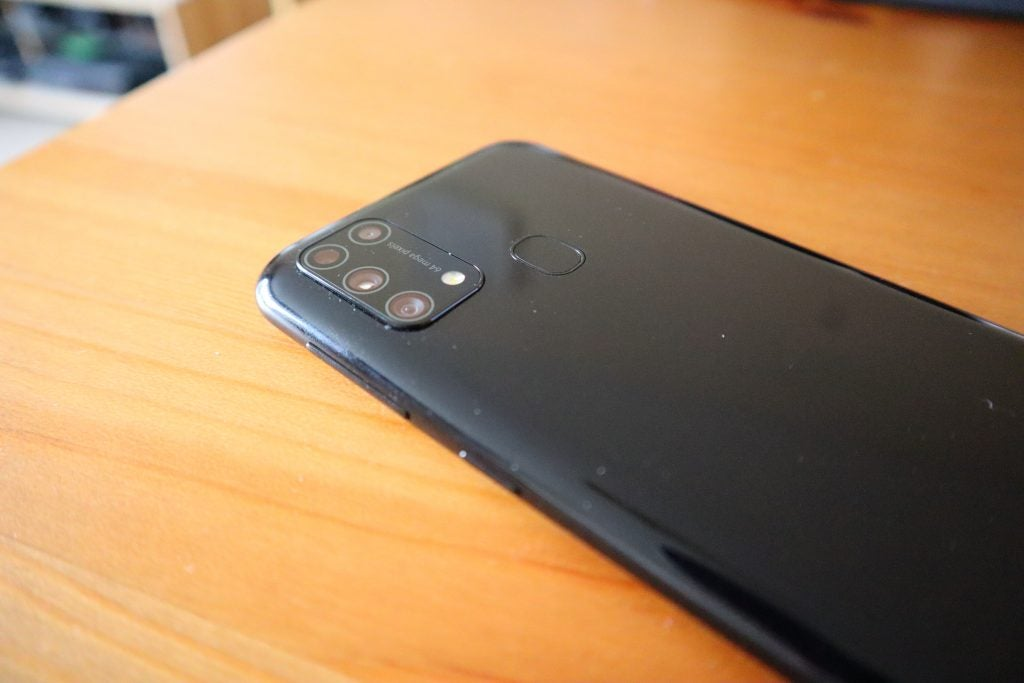 Samsung Galaxy M31 –3