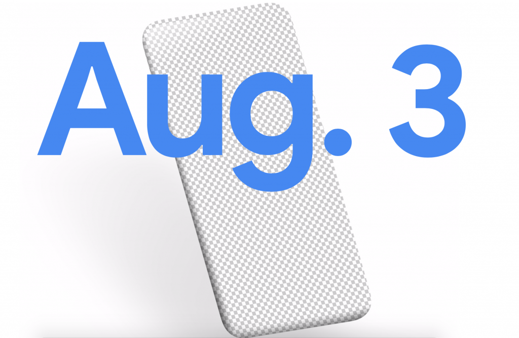 Pixel 4a August 3 launch date confirmed by clever Google 'teaser' site