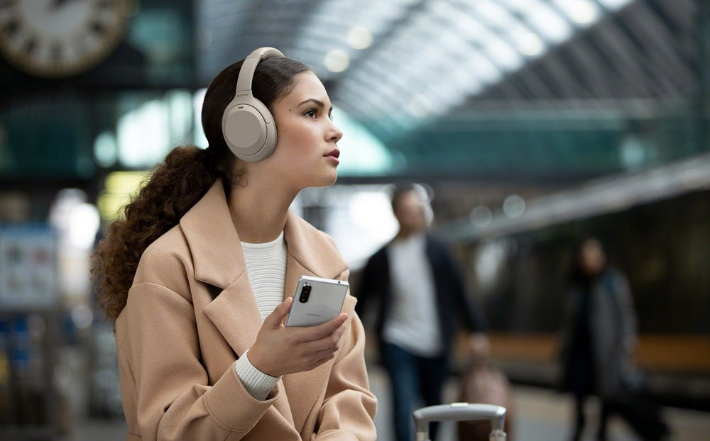 Sony WH-1000XM4 ANC over-ears officially announced