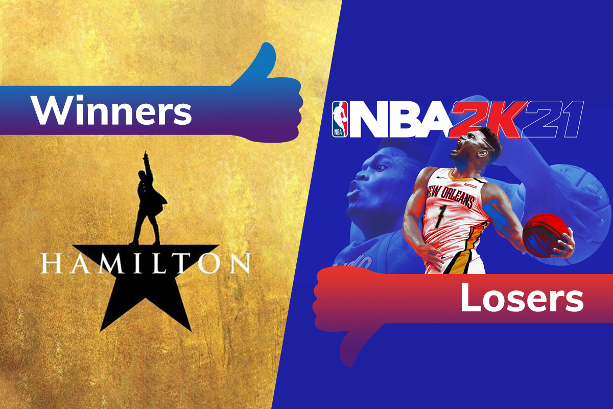 Winners and Losers: Hamilton soars onto Disney Plus while NBA 2K21 misses a slam dunk | Trusted Reviews