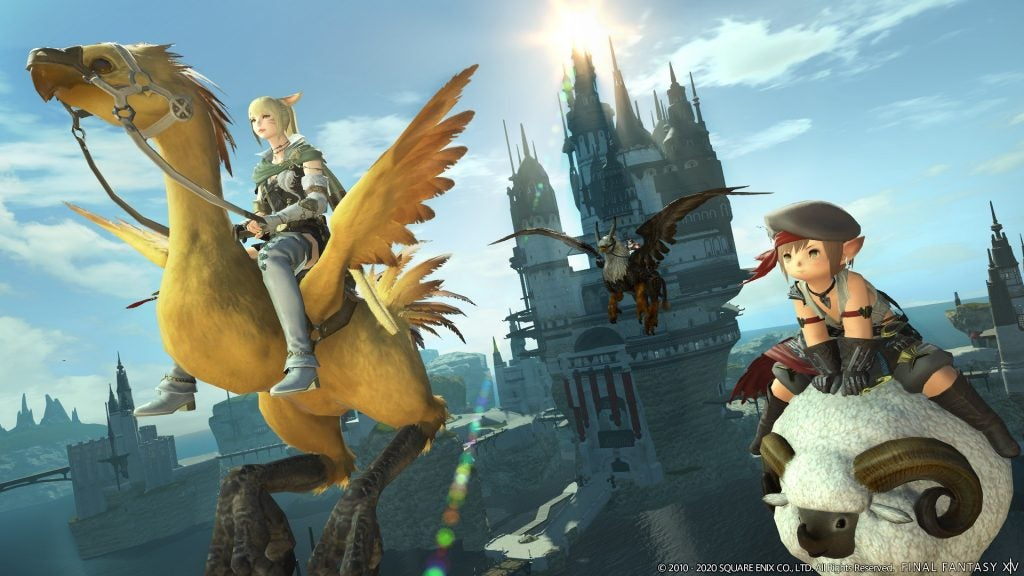 Final Fantasy XIV patch 5.3 is finally here, and it introduces some massive new changes