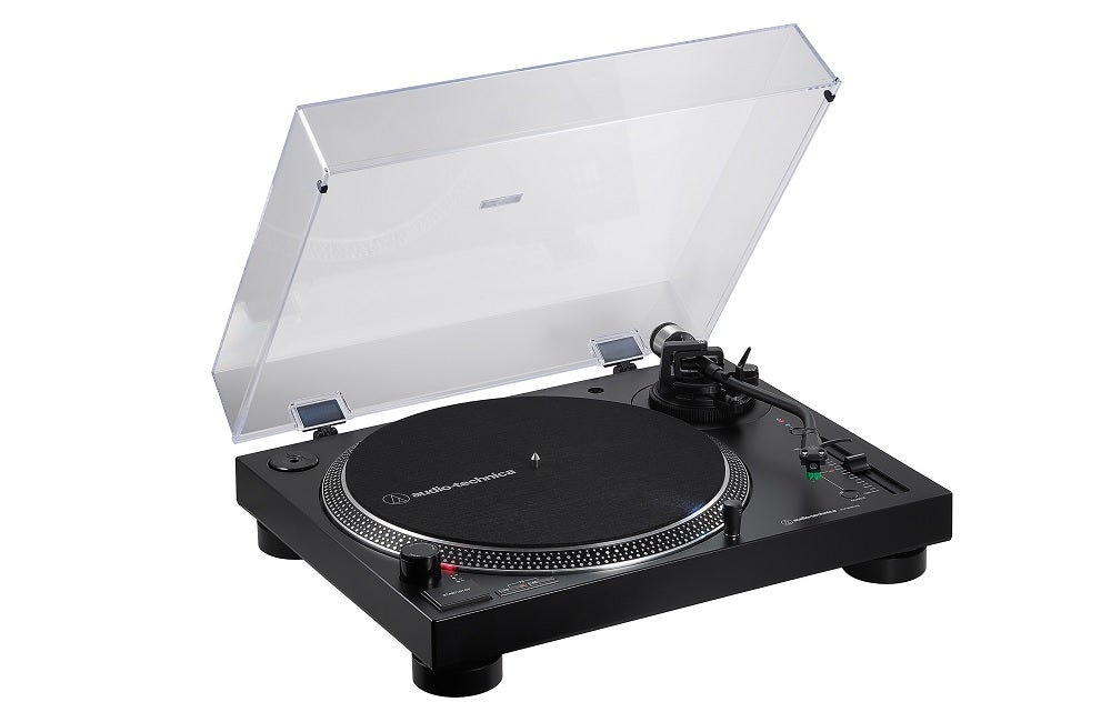 Audio-Technica's entry-level AT-LP120XBT-USB turntable now features Bluetooth