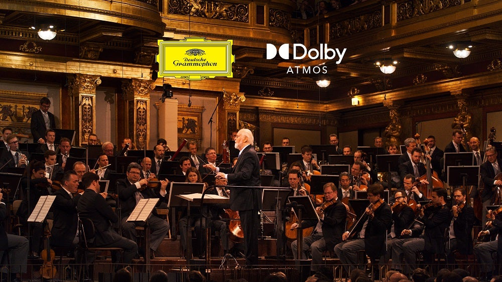 """John Williams' """"Live in Vienna"""" performance coming to Dolby Atmos Music"""