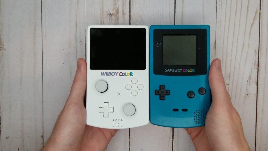 Wiiboy Color Mod