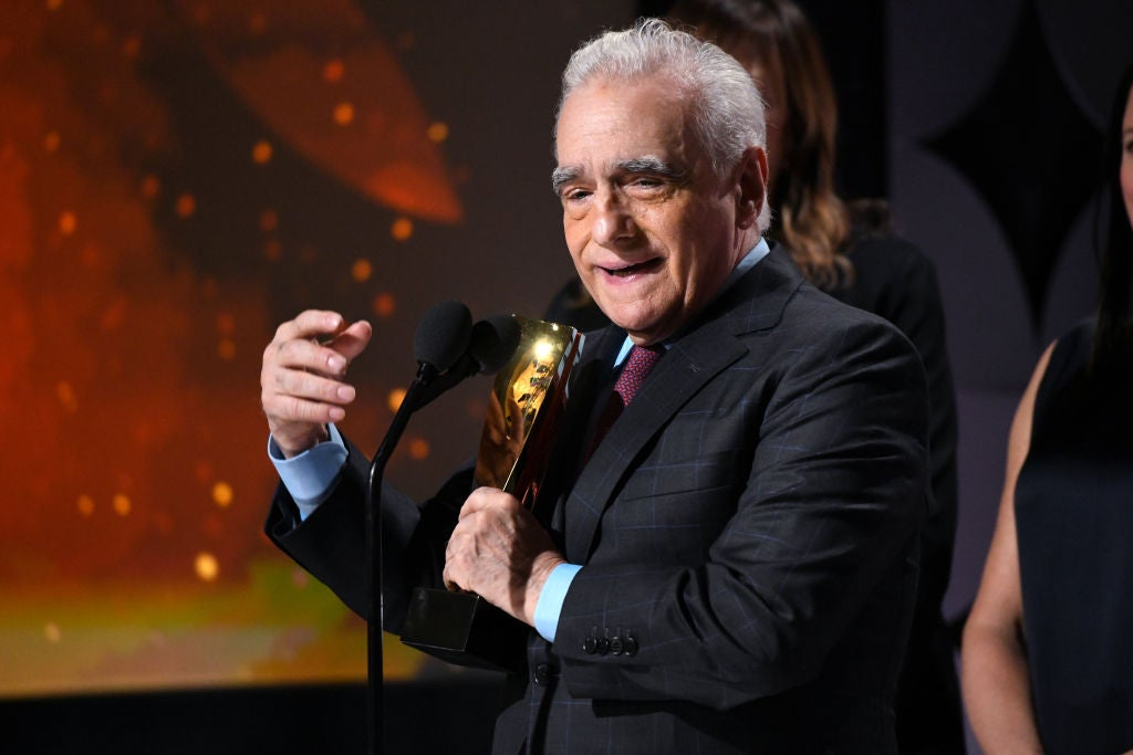 Apple TV Plus has dibs on new Martin Scorsese films and TV shows – report