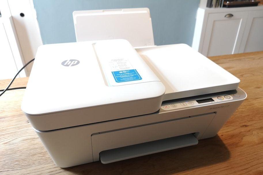Best printer - HP Deskjet Plus 4120