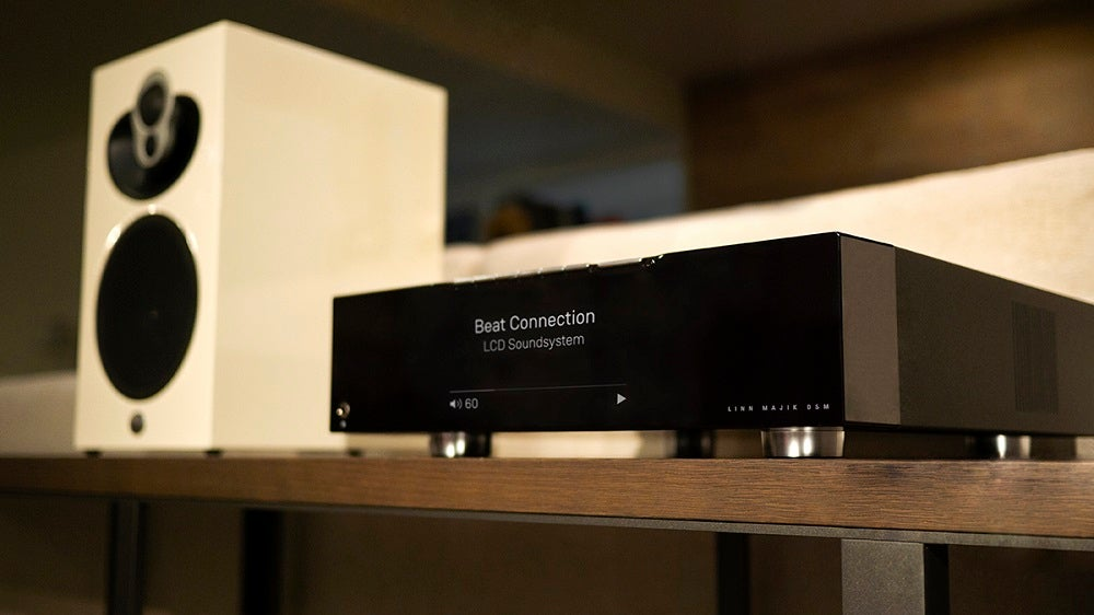 Linn's classic Majik DSM streamer revamped with new features and look