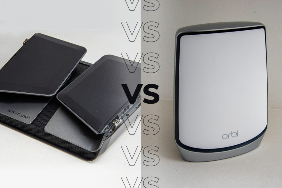 Router vs Mesh