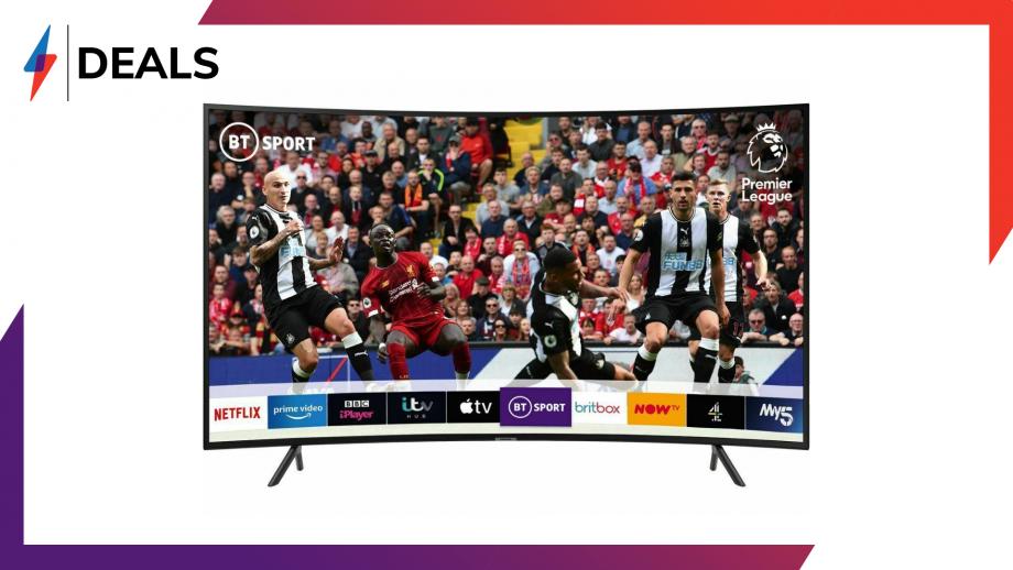 Samsung UE49RU7300 TV Deal