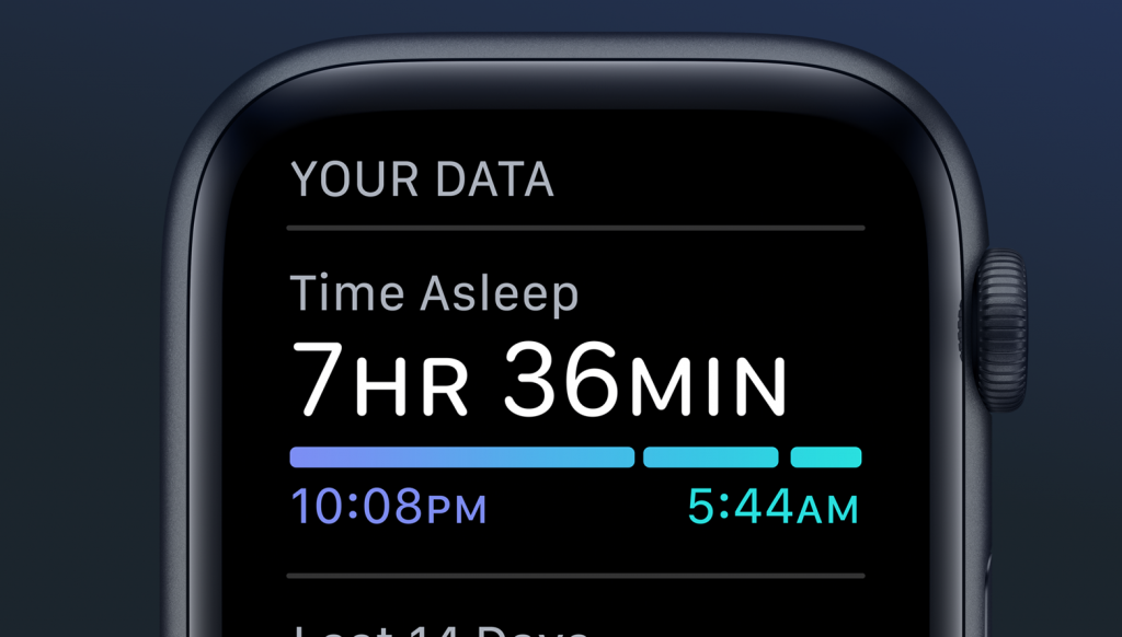watchOS 7 public beta download available  – try Apple Watch sleep tracking now