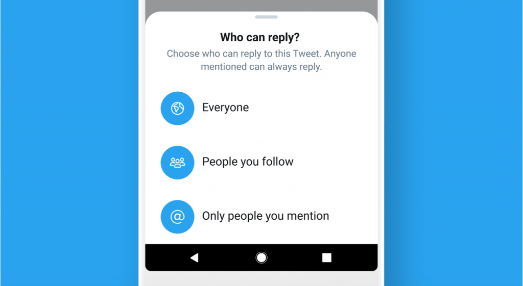 Massive Twitter change is perfect for those 'don't @ me' moments