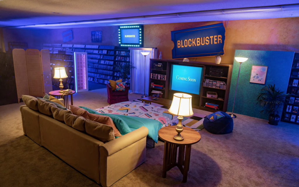 Last Blockbuster Video store is the Airbnb holiday you didn't know you needed
