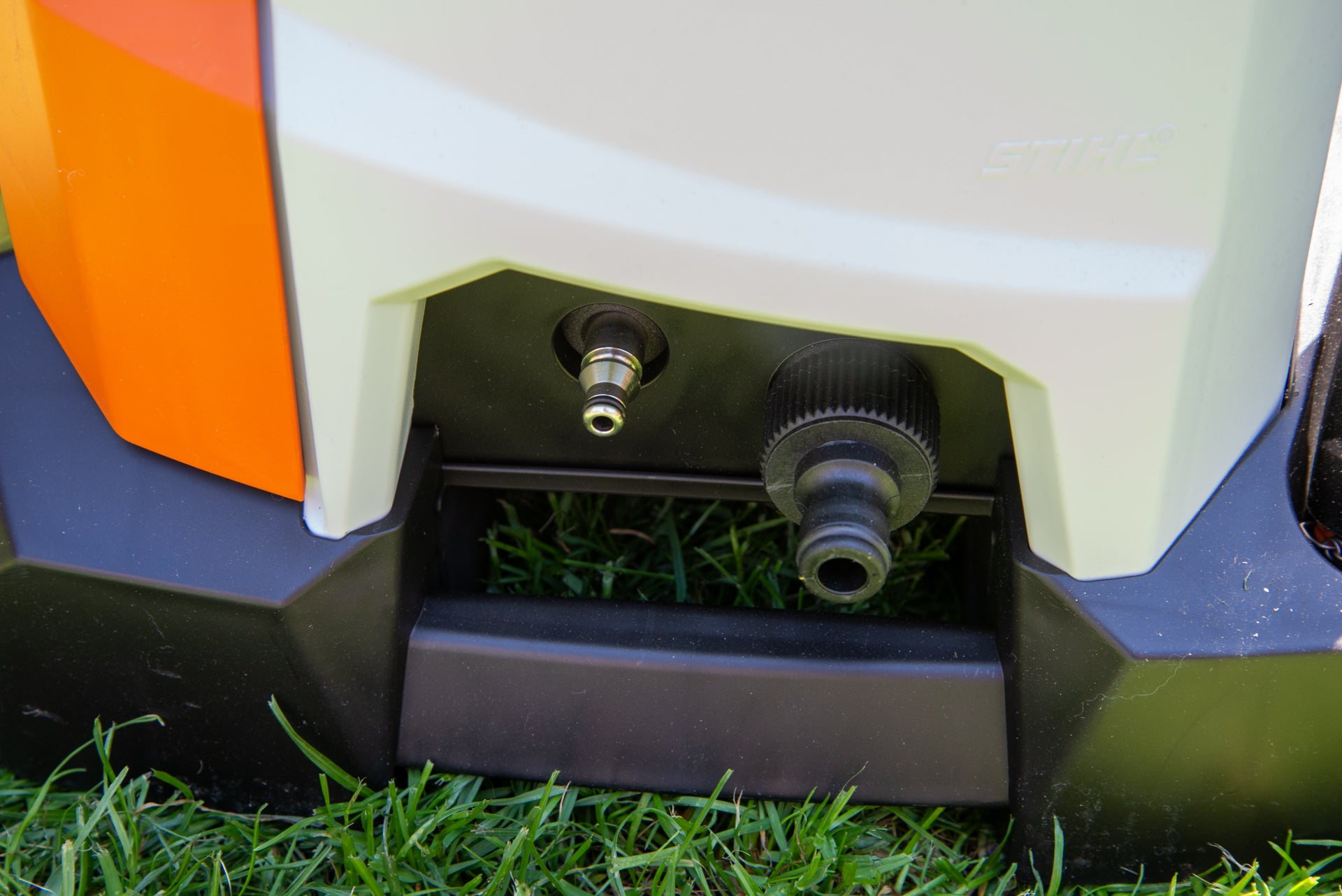Stihl RE 110 water connection