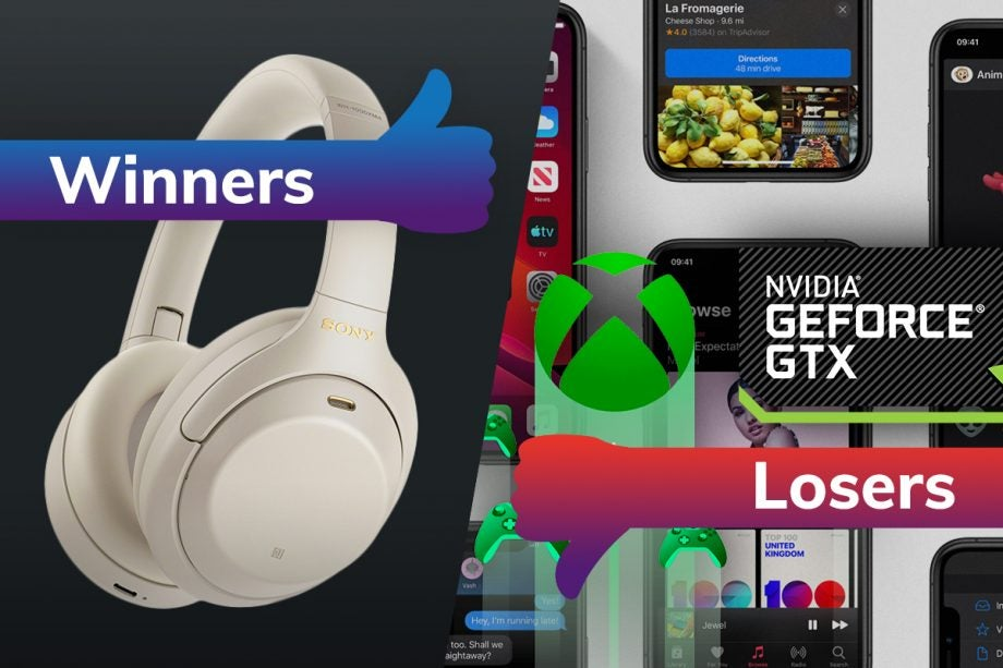 Winners and Losers: Sony & Apple