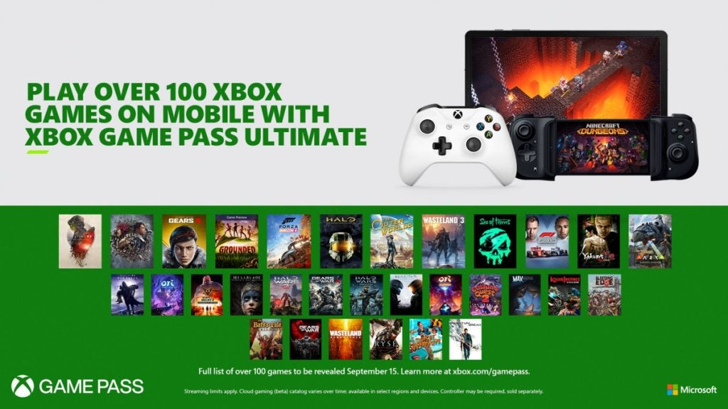 Xbox Game Pass Ultimate comes to Android this September with over 100 games