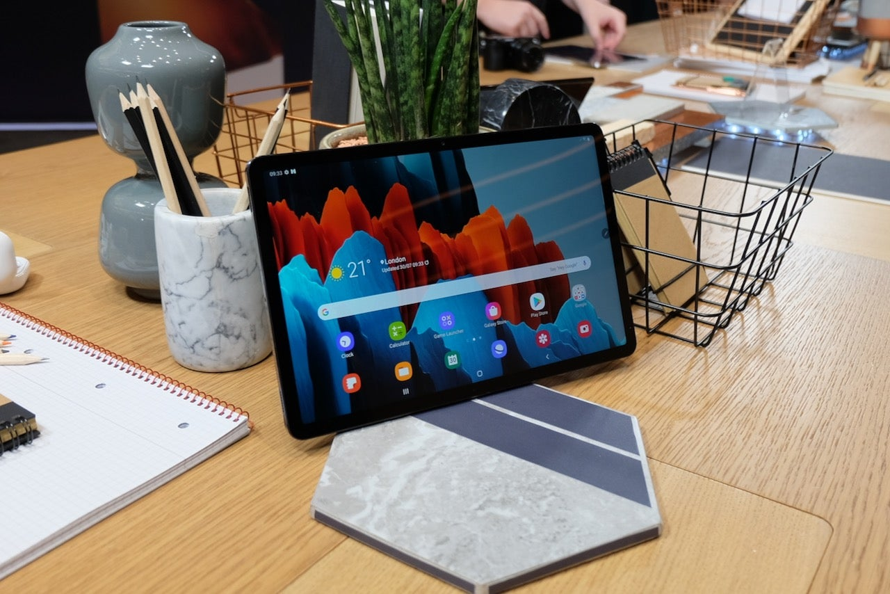 Samsung Galaxy Tab S7 Review | Trusted Reviews