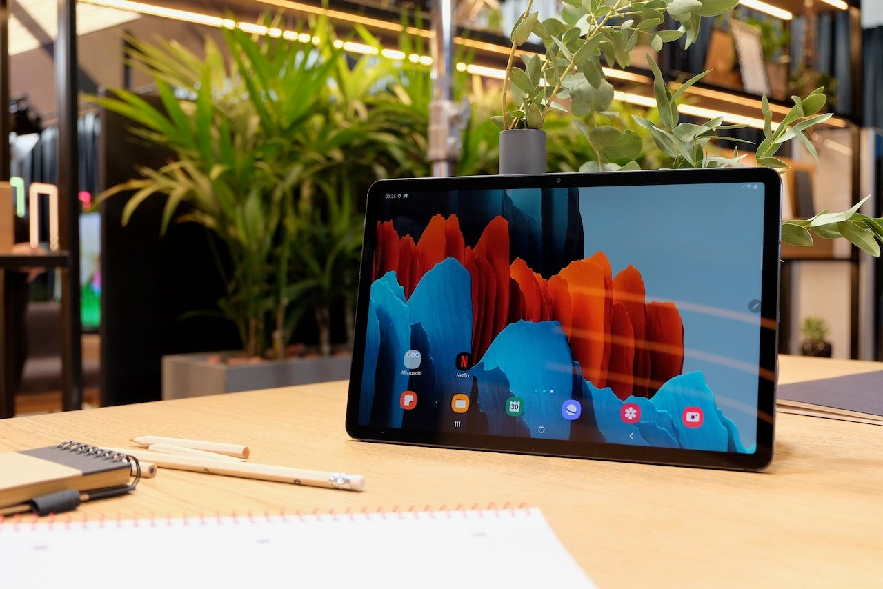 Samsung Galaxy Tab S7 Plus Review | Trusted Reviews