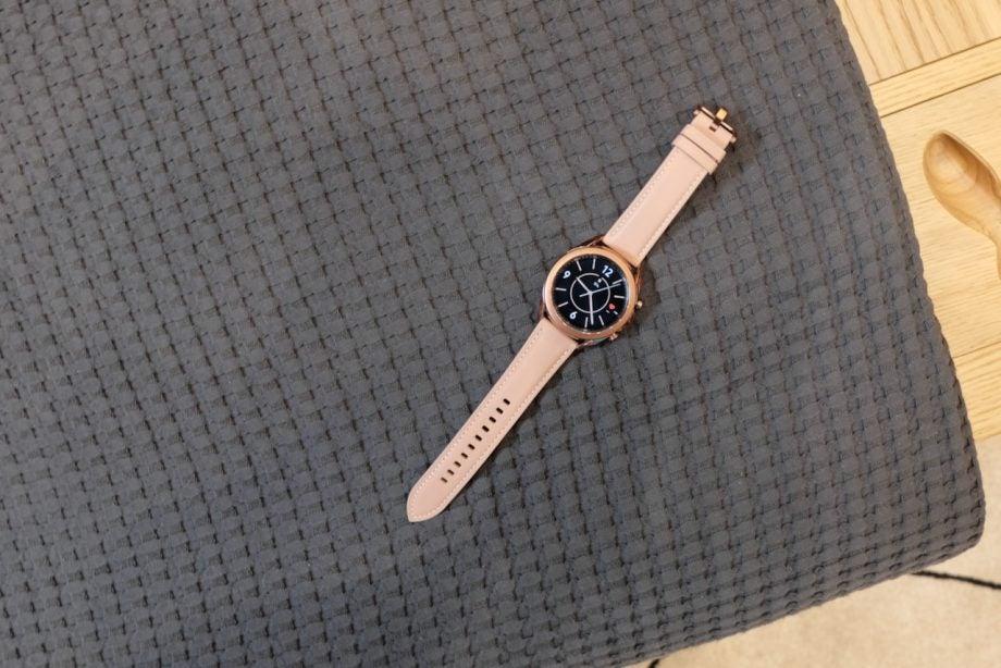 Samsung Galaxy Watch 3 (45mm) Full Smartwatch ...  |Galaxy Watch 3