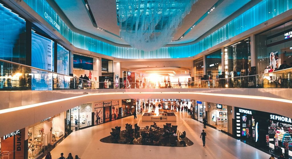 Amazon to take over an empty shopping mall near you? Oh the irony!