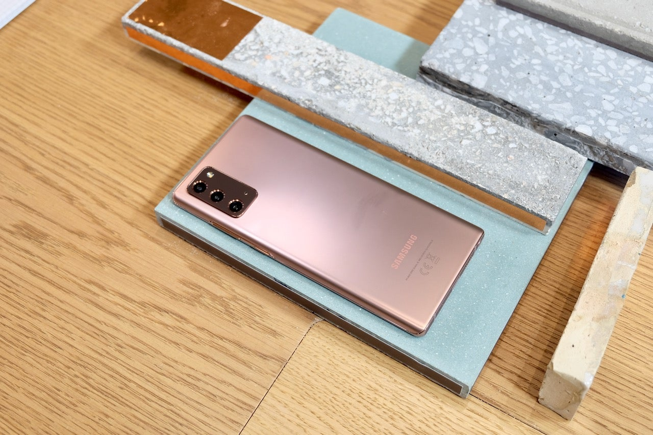 Galaxy Note 20 Review | Trusted Reviews