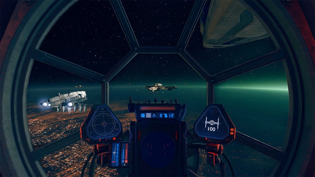 Star Wars: Squadron trailer shows-off single-player ...