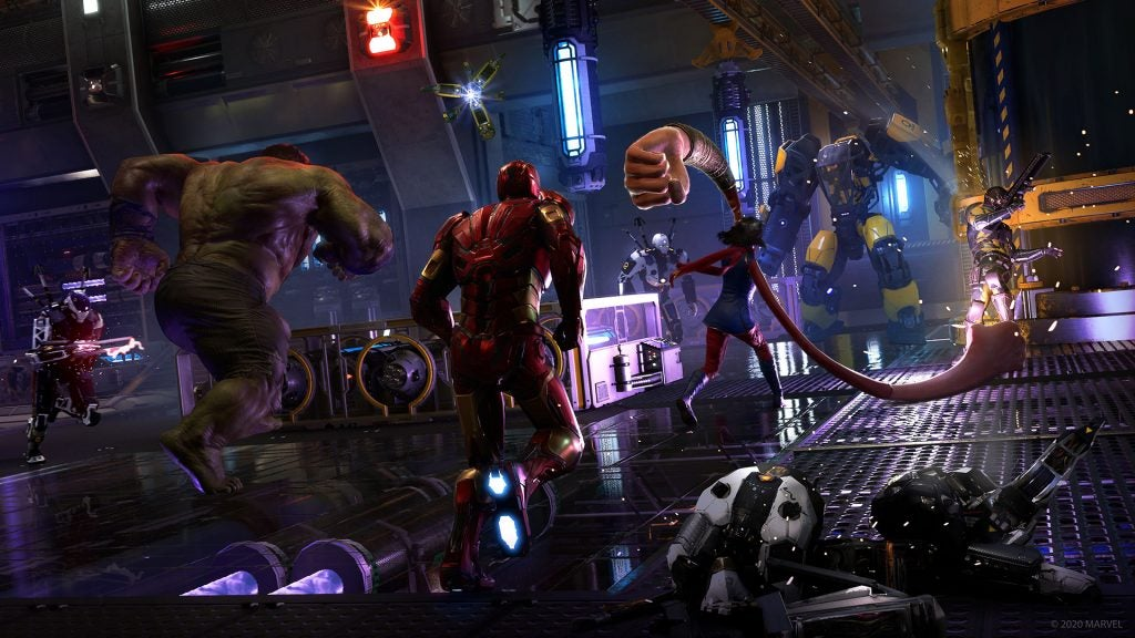 Marvel's Avengers beta: Dates, times and how to gain access this week