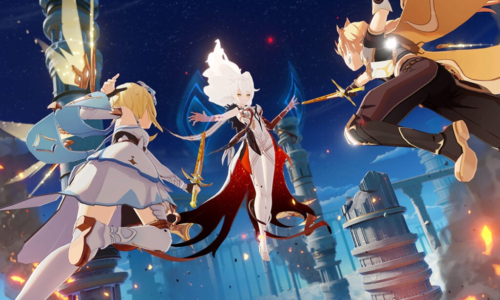 Genshin Impact Pc System Requirements What You Need For The Free To Play Rpg Trusted Reviews