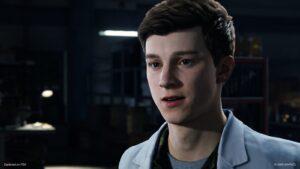 New Peter Parker Spider-Man remaster PS5