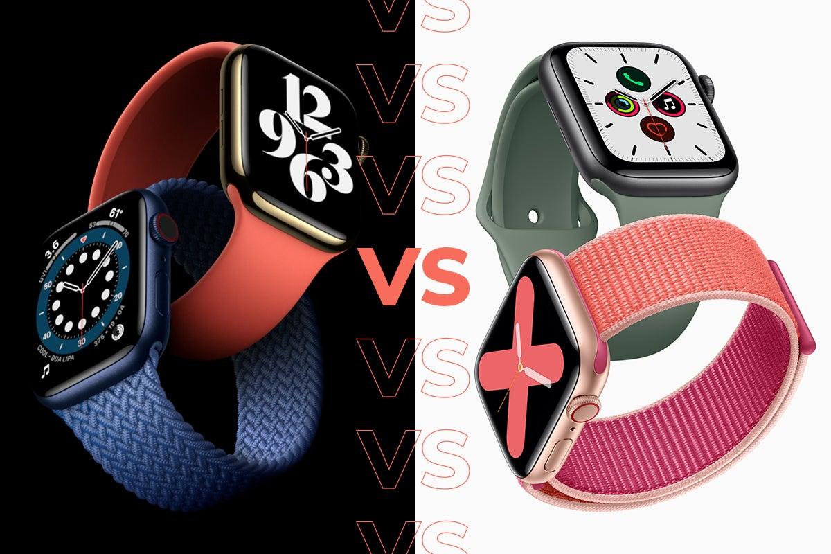Apple Watch 6 vs Apple Watch 5: 4 important upgrades