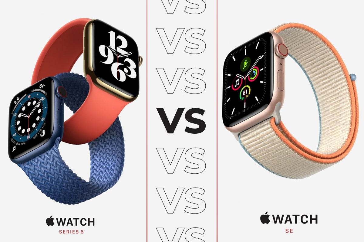 Apple Watch 6 vs Apple Watch SE: 2 key similarities and 3 big differences | Trusted Reviews