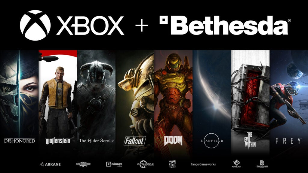 Microsoft isn't done with acquiring studios after picking up Bethesda