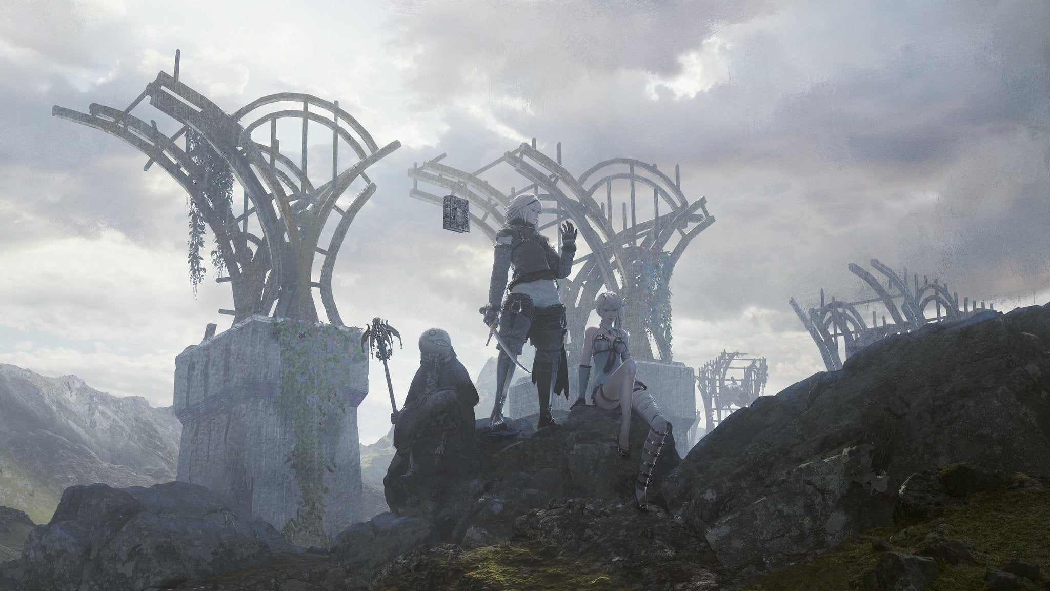 NieR Replicant remake is coming to PS4, Xbox One and PC in 2021 | Trusted Reviews