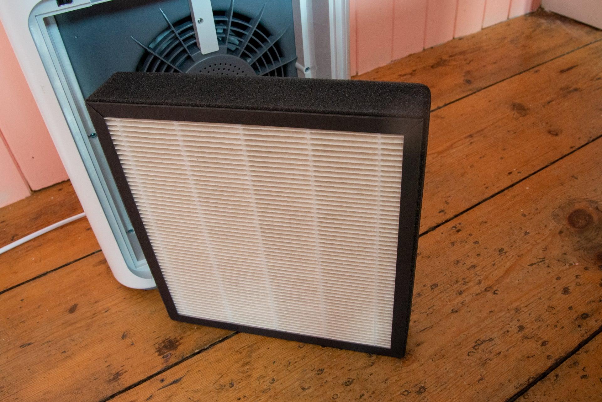 Elechomes Smart WiFi Air Purifier A3B replaceable filter