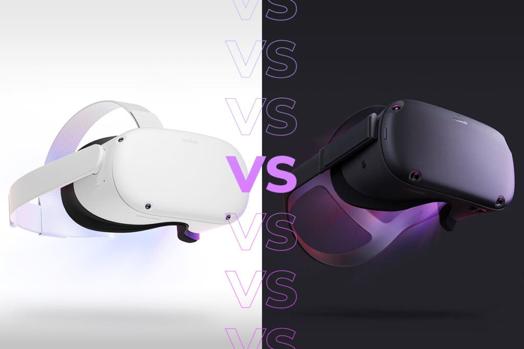 Oculus Quest 2 vs Oculus Quest: What's the difference?